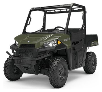 2019 Polaris Ranger 500 Side x Side Utility Vehicles Milford, NH