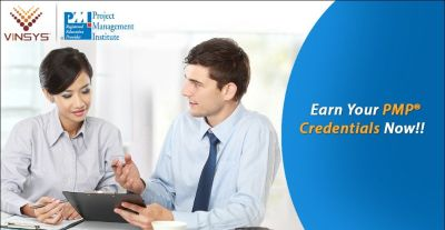 PMP Certification Training Course  in Bangalore by Vinsys