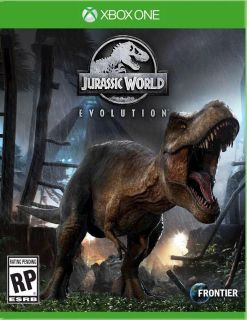 Jurassic World Evolution for Xbox One or PS4