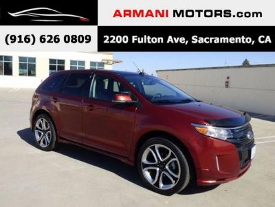 2014 Ford Edge Sport AWD 4dr Crossover