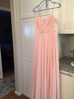 Formal gown/dress, pink