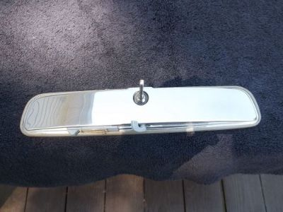 "Buy 1969-1972 Restored Original 12"" Chevy/Gm (Map-Light) D/N Interior Mirror ! motorcycle in Ephrata, Pennsylvania, United States, for US $110.00"