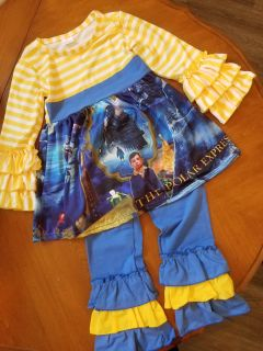 POLAR EXPRESS OUTFIT! BRAND NEW IN BAG