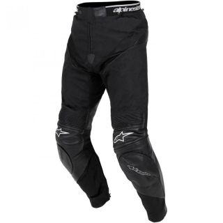 Find Alpinestars A-10 Mens Air Flo Leather Textile Sport Motorcycle Pants Black White motorcycle in Ashton, Illinois, US, for US $349.95