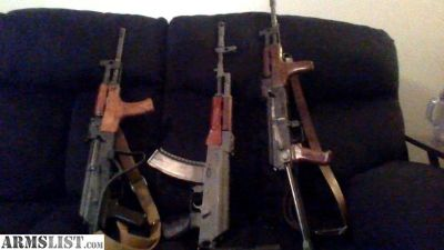 For Trade: EXCELLENT AND CORRECT 1990 PREBAN AK74 FOLDERS WITH EXTRAS!!!