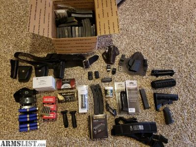 For Sale: Bunch of gun stuff/ make me an offer