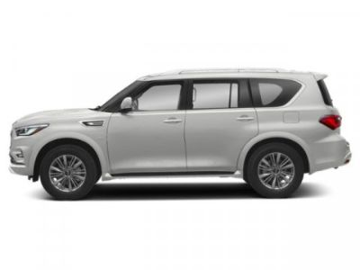 2019 Infiniti QX56 Base (Moonstone White)