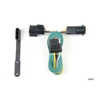 Find CURT Manufacturing 56031 Replacement Tow Package Wiring Harness motorcycle in Chanhassen, Minnesota, United States, for US $42.07
