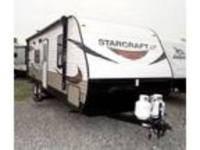 2019 Starcraft Autumn Ridge Outfitter 26BH Front Queen Corner Double Bed Bunks