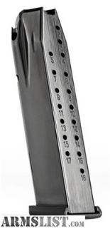 For Sale: Canik TP9 magazines, 18 rounds 3 pack