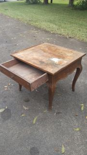 Solid wood and Table