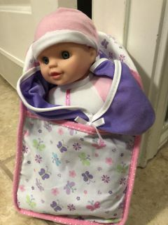 Backpack Doll