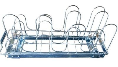 Real Simple Under the Counter Sliding Rack Organizer