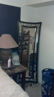 large stand up mirror
