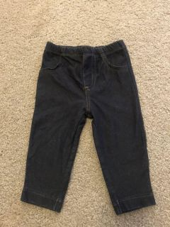 Carter s 6 month jeans