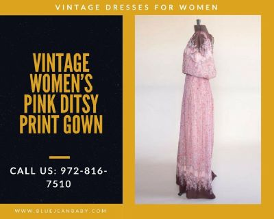 Summer Collection | Women's Vintage Dresses for Sale