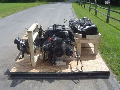 Buy 16 Challenger SRT-8 6.4L HEMI 518 MI Engine 8 Speed Auto Trans SRT8 TURN KEY motorcycle in Columbia Station, Ohio, United States