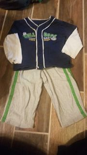 GUC size 24 months Carters outfit