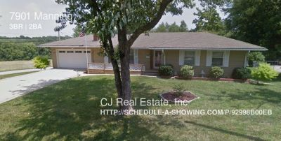 Single-family home Rental - 7901 Manning