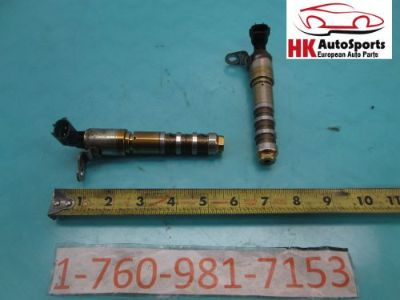 Find CADILLAC CTS CAMSHAFT TIMING VVT SOLENOID POSITION ACTUATOR SENSOR PAIR OEM 2004 motorcycle in Hesperia, California, United States, for US $63.11