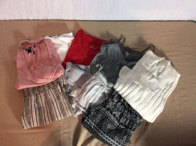 Mixed Lot of 9 items, Women s Size XS