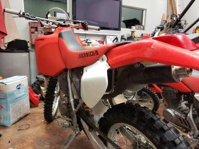 2002 Honda XR 400R