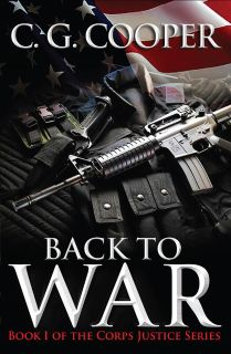 Free Copy of the Military Thriller Back to War