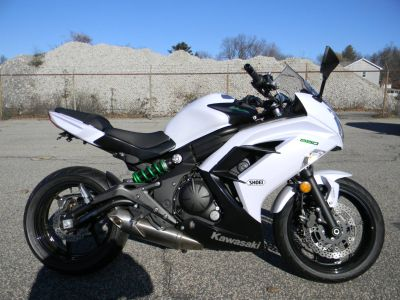2015 Kawasaki Ninja 650 ABS Sport Motorcycles Springfield, MA