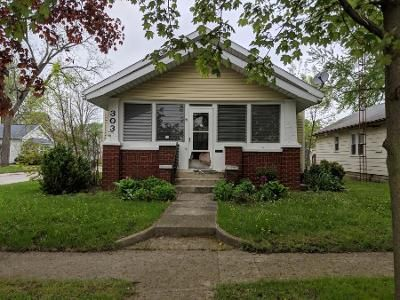 3 Bed 2 Bath Preforeclosure Property in Bluffton, IN 46714 - E Wiley Ave