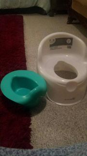Lil loo toddler Potty