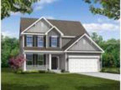 The Cypress III by Eastwood Homes: Plan to be Built