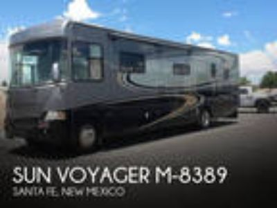 2007 Gulf Stream Sun Voyager 8389 38ft
