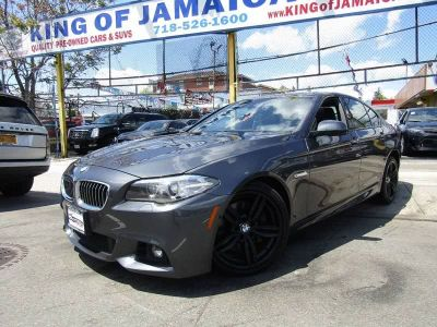 2016 BMW 5-Series 4dr Sdn 535i xDrive AWD (Gray)