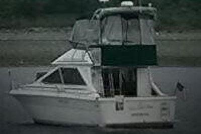 1989 Sea Ray 300DB Sedan Bridge