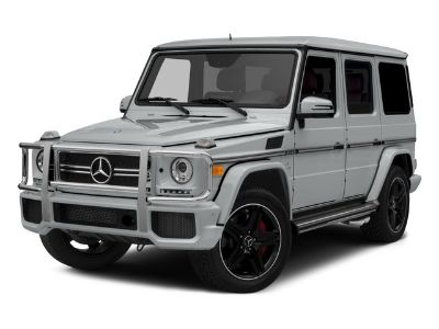 2015 Mercedes-Benz G-Class G63 AMG (Not Given)