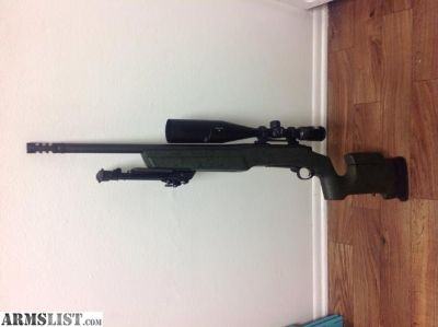 For Sale: Remington 700 AAC-SD 308