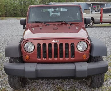 2008 Jeep Wrangler X (MAR)