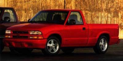 1998 Chevrolet S-10 Base (Emerald Green (Met))
