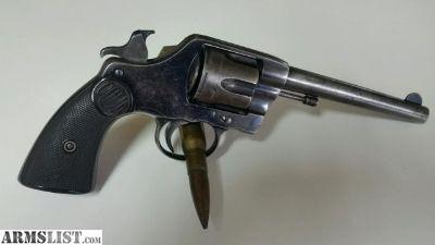 For Sale: Colt Model 1895 Navy D.A.38