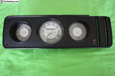 Bay Window Speedometer Gauge Dash Cluster OG, 5/71