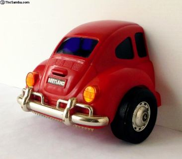 Vintage VW Beetle Bug Toilet Paper Holder