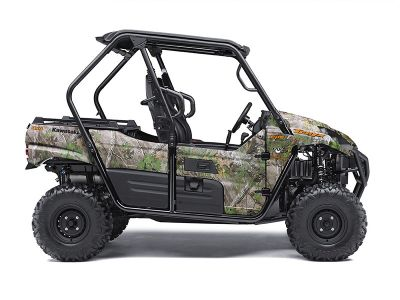 2017 Kawasaki Teryx Camo Side x Side Utility Vehicles Linton, IN