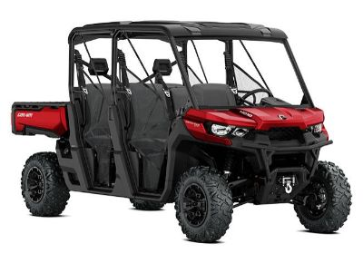 2018 Can-Am Defender MAX XT HD10 Side x Side Utility Vehicles Greenwood, MS