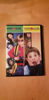 2 cd movies -Home Alone