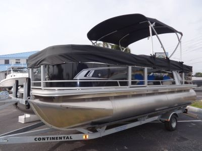 2018 Starcraft EX 20 CF Pontoons Boats Holiday, FL