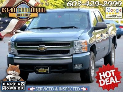 2007 Chevrolet Silverado 1500 Work Truck (Blue)