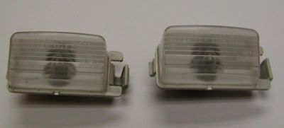 Sell License Plate Light Assemblies,2, Nissan 350z 2001-2009 motorcycle in Union, Missouri, US, for US $24.99