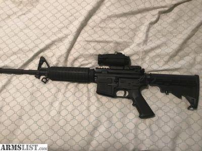 For Sale/Trade: Armalite M15
