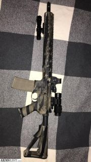 For Sale: 2 ar 15s
