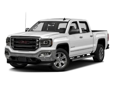 2018 GMC Sierra 1500 SLT (Summit White)